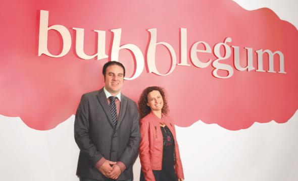 Bubblegum management